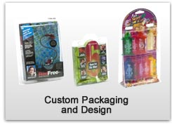 custom packaging and design
